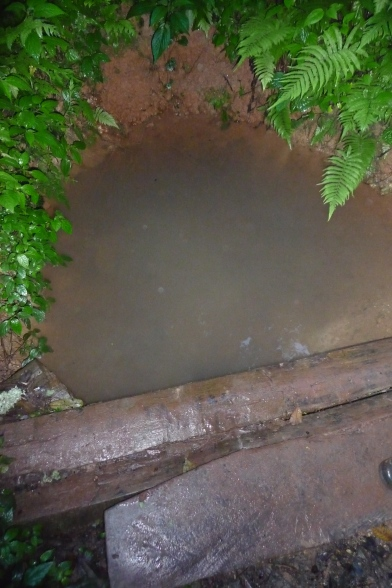 A water well in DRC